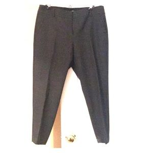LOFT wool trousers
